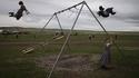 Une communauté (genre Amish) s'envoie en l'air