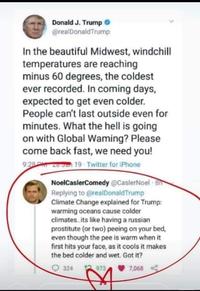 Le dérèglement climatique pour les nuls