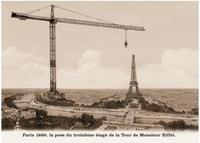Les secrets de construction de la Tour Eiffel