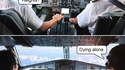-- Pourquoi as-tu voulu être pilote ,
