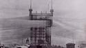 La tour centrale de téléphonie à Stockholm en 1890