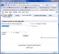 Traduction Google