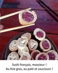 French Sushi's