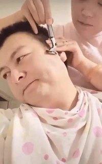 Kan ton épouse a voulu jouer les coiffeurs à la maison