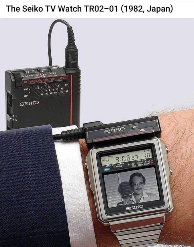 Produite au Japon en 1982.