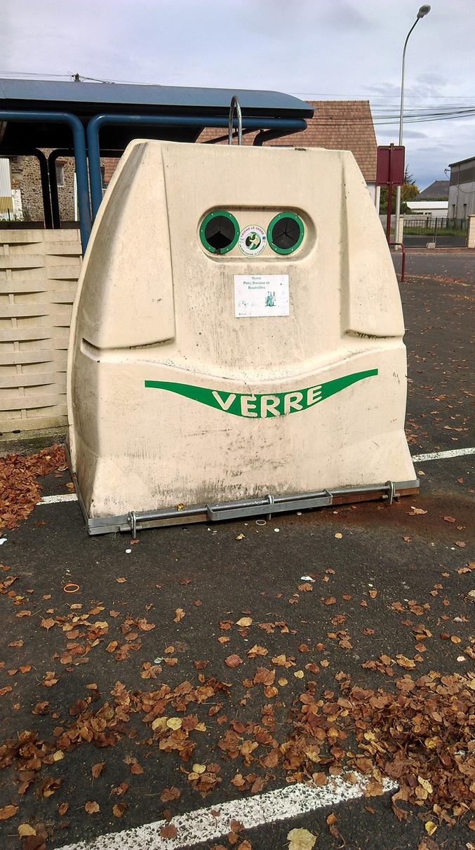 Et ils aiment recycler