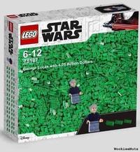 George Lucas kit Lego Star Wars