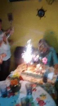 Joyeux anniversaire mamie!