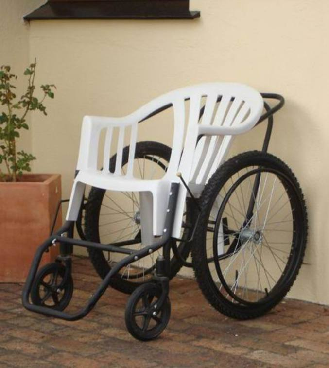 chaise roulante