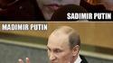 Différentes émotions de Vladimir