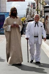 Jésus & le Colonel