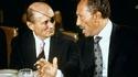 Kan t'es Président de l'Égypte et que tu rencontres le Ministre des Affaires étrangères israélien
