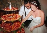 Yep, ça c'est du gâteau de mariage !