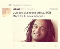 Bob Marley tu nous manques