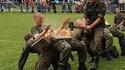 Entrainement à l'armée