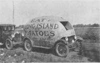 La voiture de Mr Patate