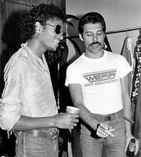 Rencontre entre Lionel Richie et Eric Anzalone.