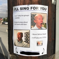 Il chante pour vous