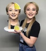 Cake nibal