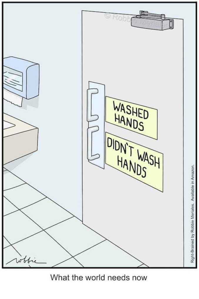 Les râleurs vous diront que là où il y a de l'hygiène, il n'y a pas de plaisir...