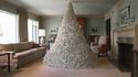 10 000 cigarettes pour cet arbre de Noël