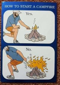 Comment allumer un feu