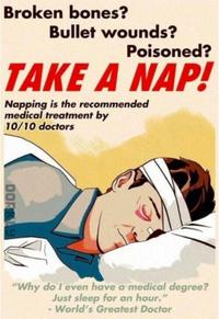 Les bienfaits de faire une petite sieste