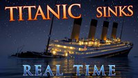 Naufrage du Titanic en temps réel