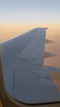 Kan ton avion semble partir en c...lle !