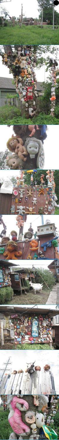 La maison aux poupées