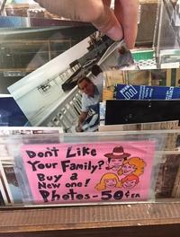 Se débarrasser des photos que personne n'est venu chercher