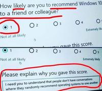 Recommanderiez vous Windows 10?