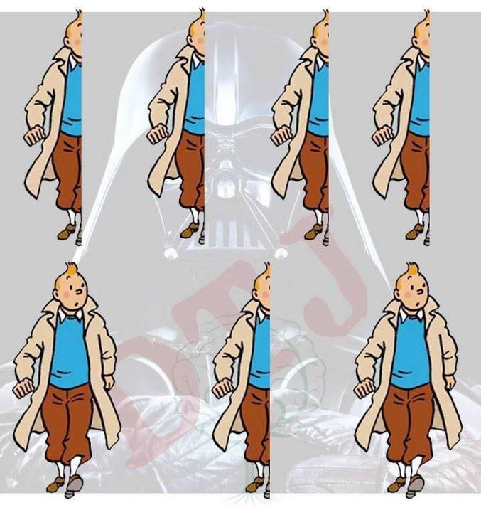 Tin tin tin tin Tintin tin Tintin