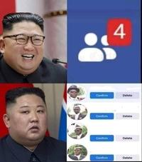 Une dernière danse, M. Kim ?