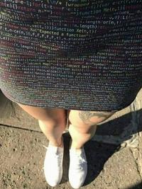 Jupe geek