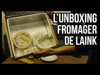 L'unboxing fromager