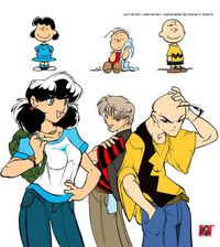 Manga Peanuts