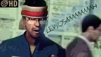 "It's not ""Leviosa""..."