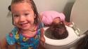 Se laver les cheveux