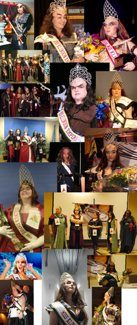 Miss Klingon Empire beauty pageant