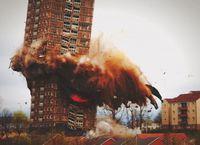 Destruction d'immeuble
