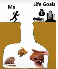 meme confiné c'est la merde