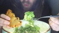 Salade et Tielle