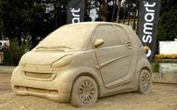 Smart en sable