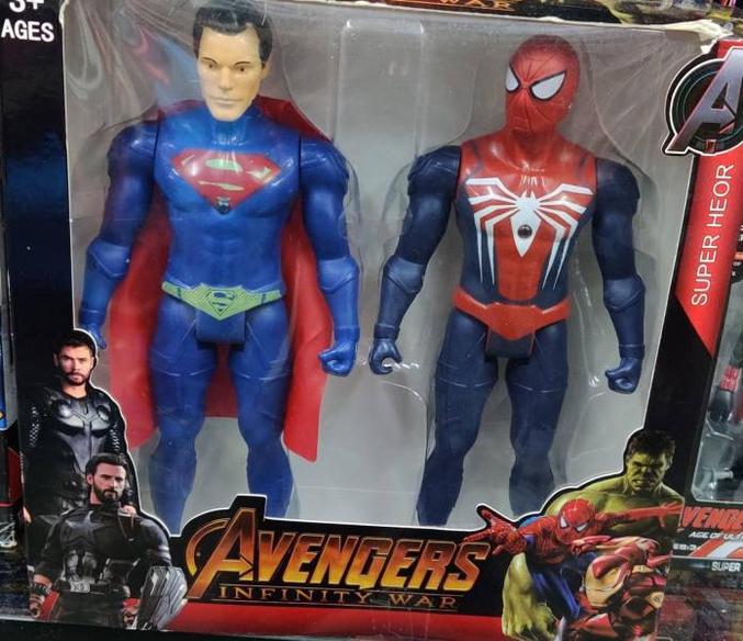 Superman est devenu un avengers ?