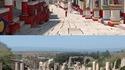 Reconstitution des rues d'Ephèse
