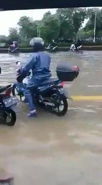 Rester zen pendant les innondations