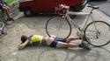Une solution pour garer le vélo de magnu ?