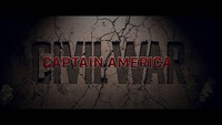 Zapping Ciné Captain America Civil War