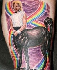Tatouage centaure